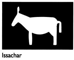 Issachar tribal symbol