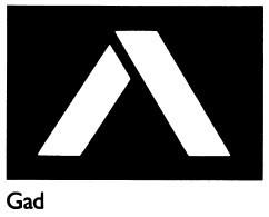 Gad tribal symbol