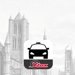 Laadschermen en autostickers - V-tax Gent image 2