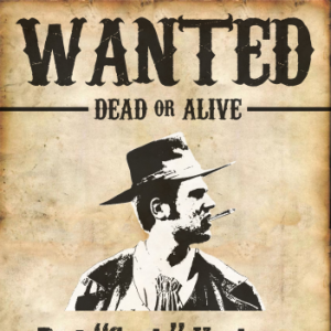 Wanted Posters image 4