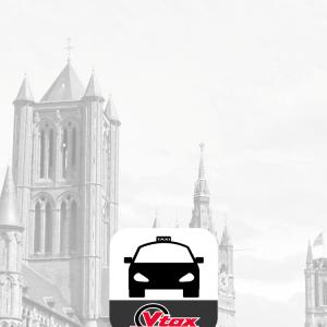 Laadschermen en autostickers - V-tax Gent image 3