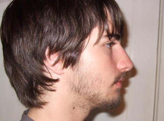 teens new beard