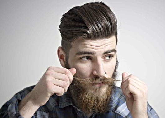 Bohemian beard