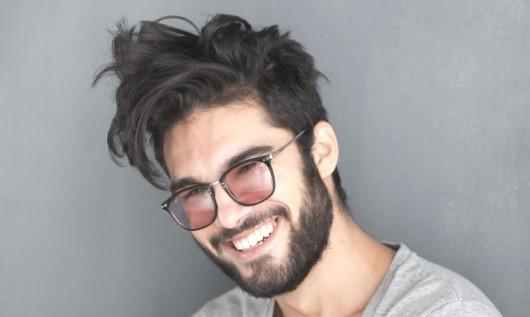 college beard