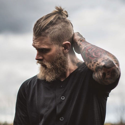 Top-Knot-and-Beard