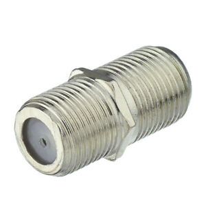 Coax Cable Coupler Connector