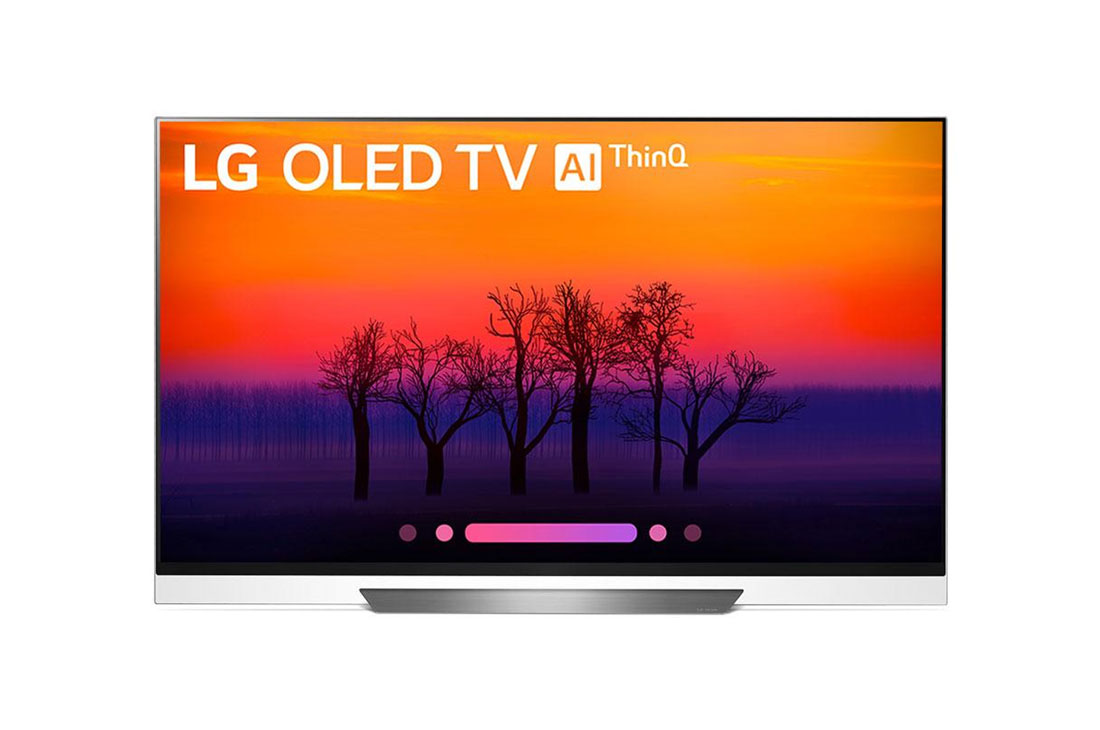 "55"" LG OLED 4K Smart TV OLED55E8PUA"