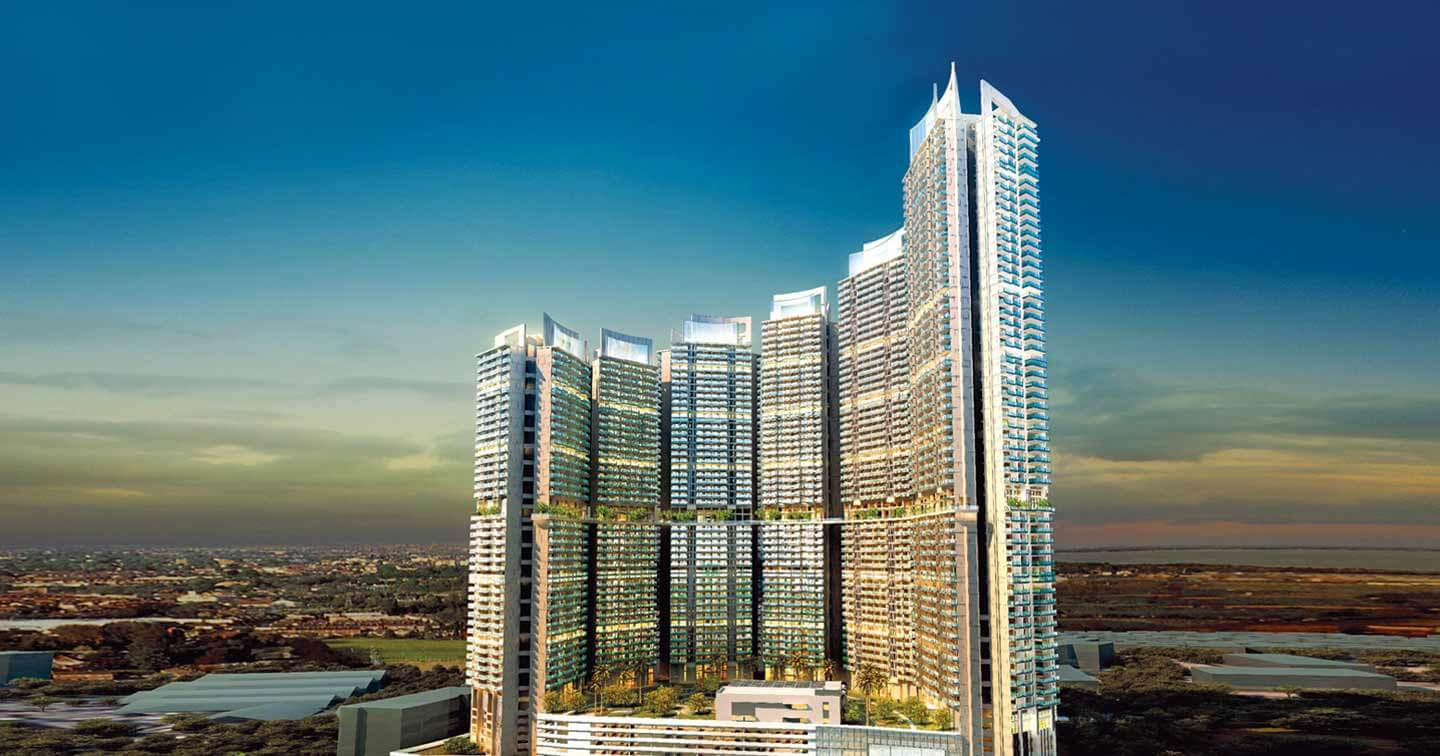 L&T Crescent Bay Parel - Crescent Bay Parel by L&T Realty