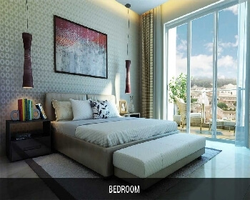 Crescent Bay Parel - Bedroom