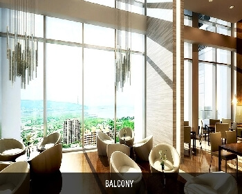 Crescent Bay Parel - Balcony