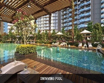 Crescent Bay Parel Amenities - Swimming Pool