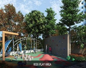 Crescent Bay Parel Amenities - Kids' Play Area