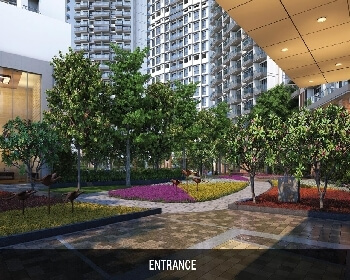 L&T Crescent Bay Parel Amenities - Entrance