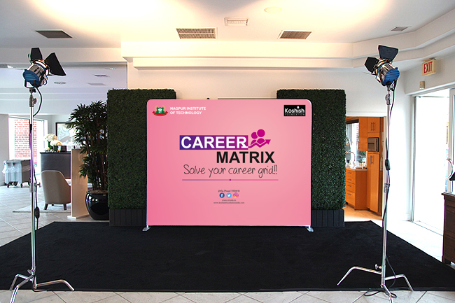 Koshish Foundation Event Career Matrix