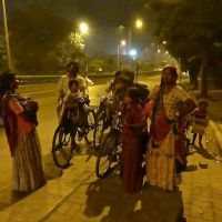 The Cycling Gypsies of Rajasthan