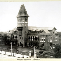 Byculla Railway Hospital