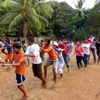New Year Party at Sneha Sadan