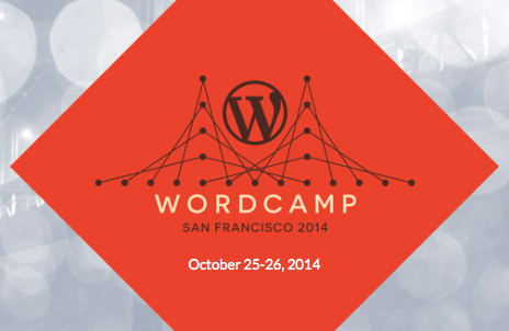 WordCamp San Francisco 2014 Logo
