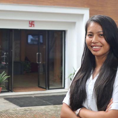 Momika Shrestha