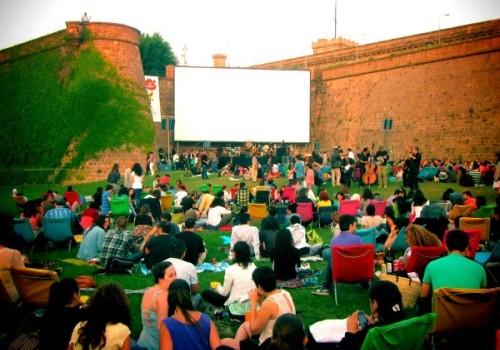 Vuelve el Cine bajo las Estrellas en Montjuïc