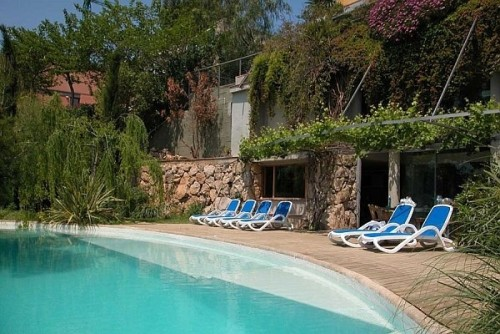 sitges villa for rent