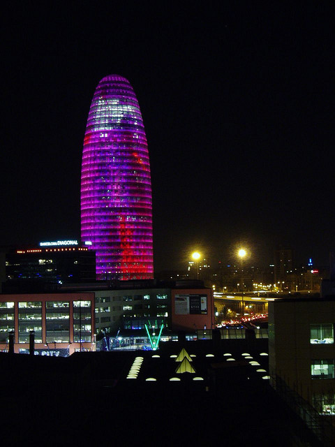 New Year's Eve in Barcelon