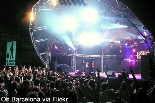 Electronic Music Lovers Unite at Sónar Festival Barcelona