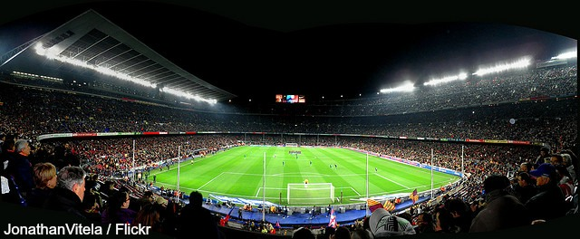 Tour Barcelona Camp Nou: The world's third largest football stadium