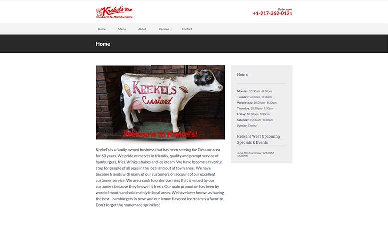 Krekel's West cover image