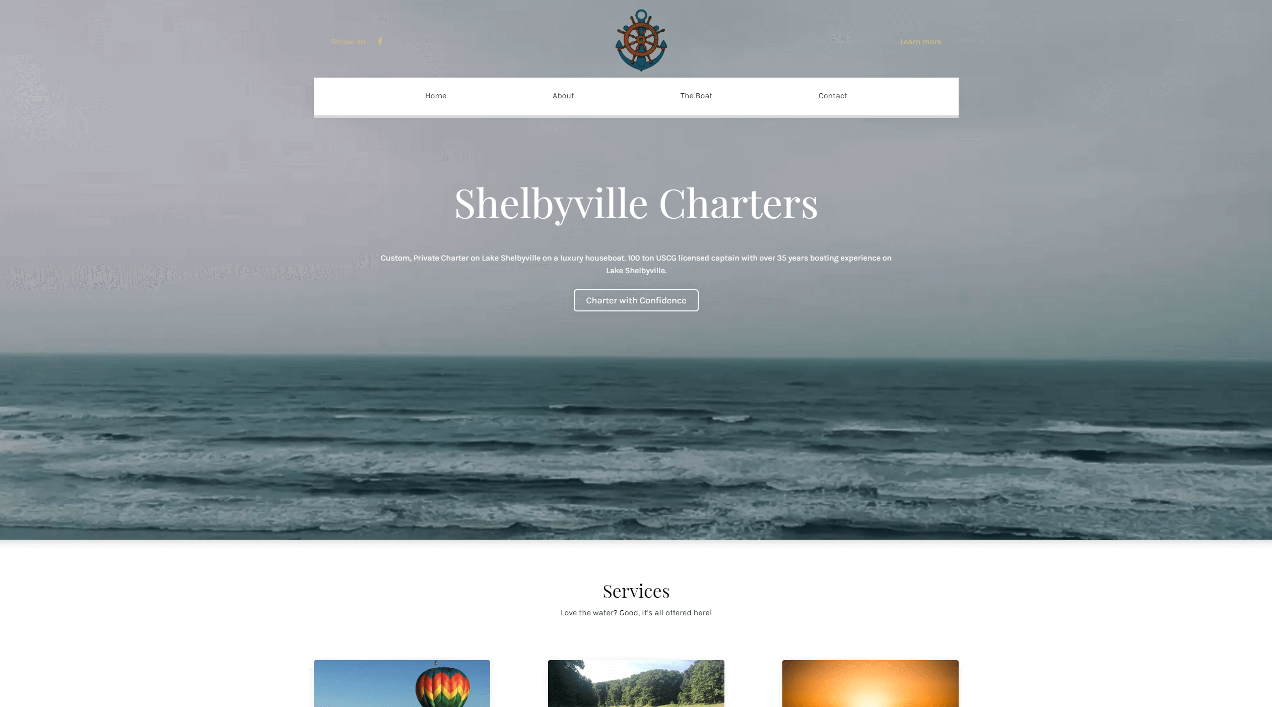 Shelbyville Charters cover image