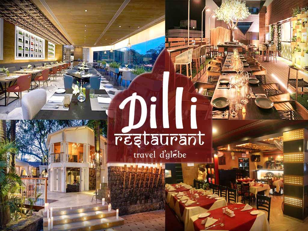 Top 30 Restaurants in Delhi