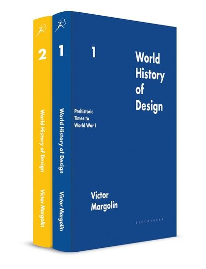 World History of Design (cover: Bloomsbury Publishing)