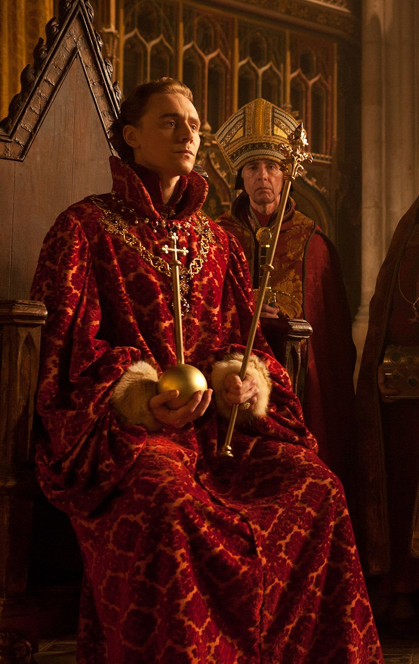 Hollow Crown Series 1 Production Image