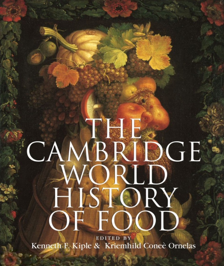 Cambridge World History of Food