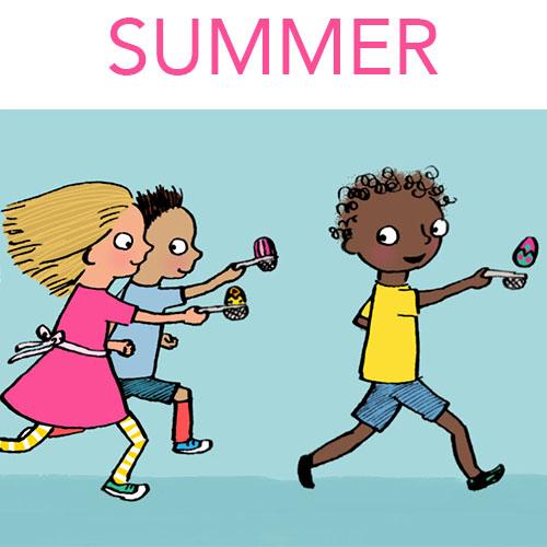 Activities for Summer.
