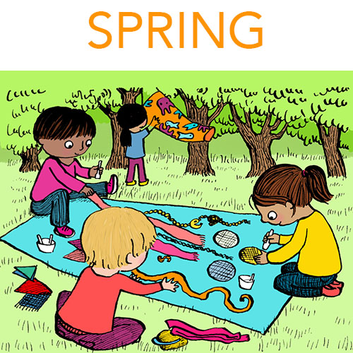 Activities for Spring.