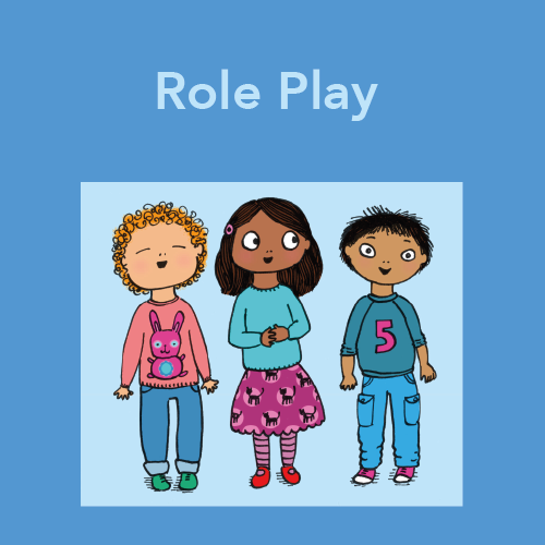 Activities for Role Play.
