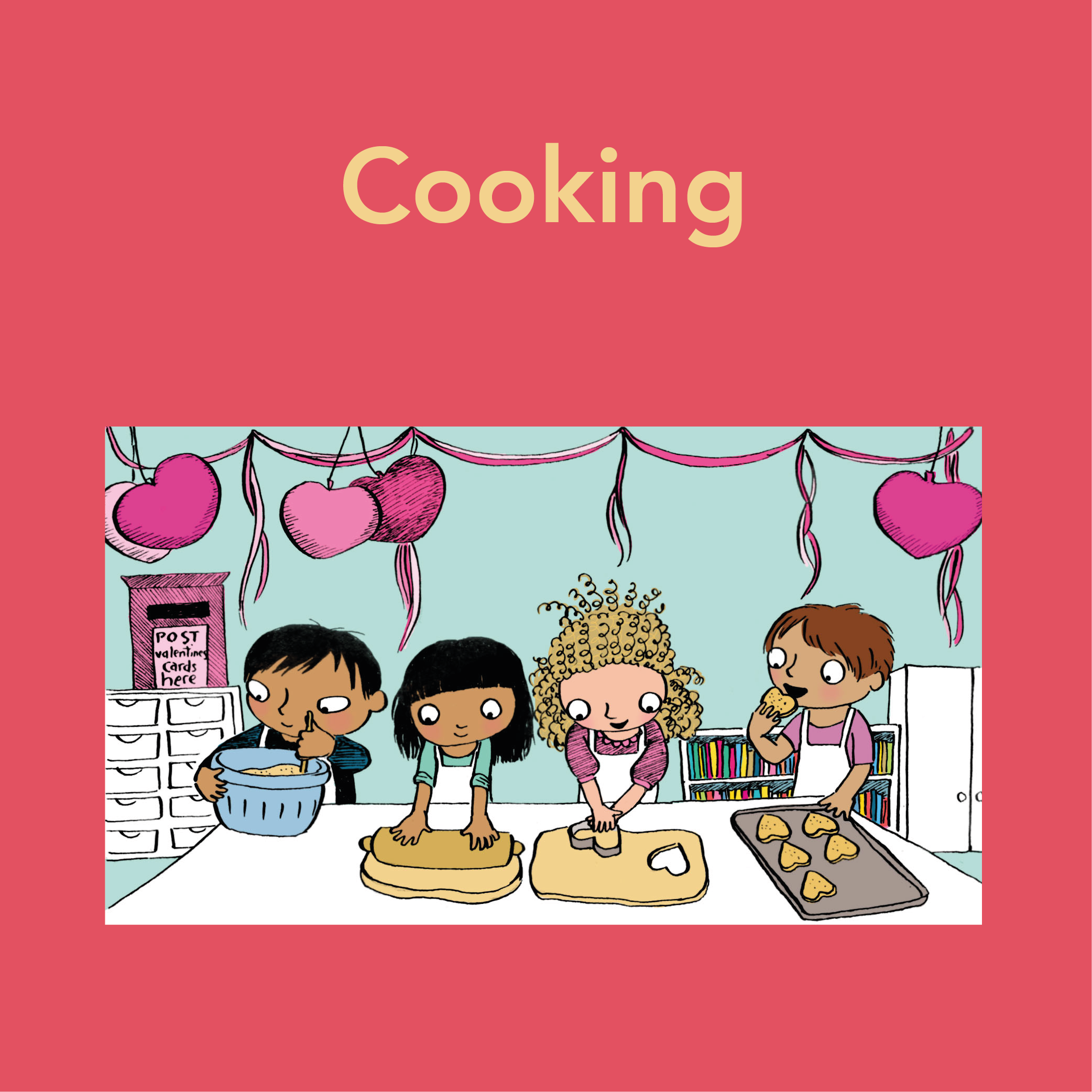 Activities for Cooking