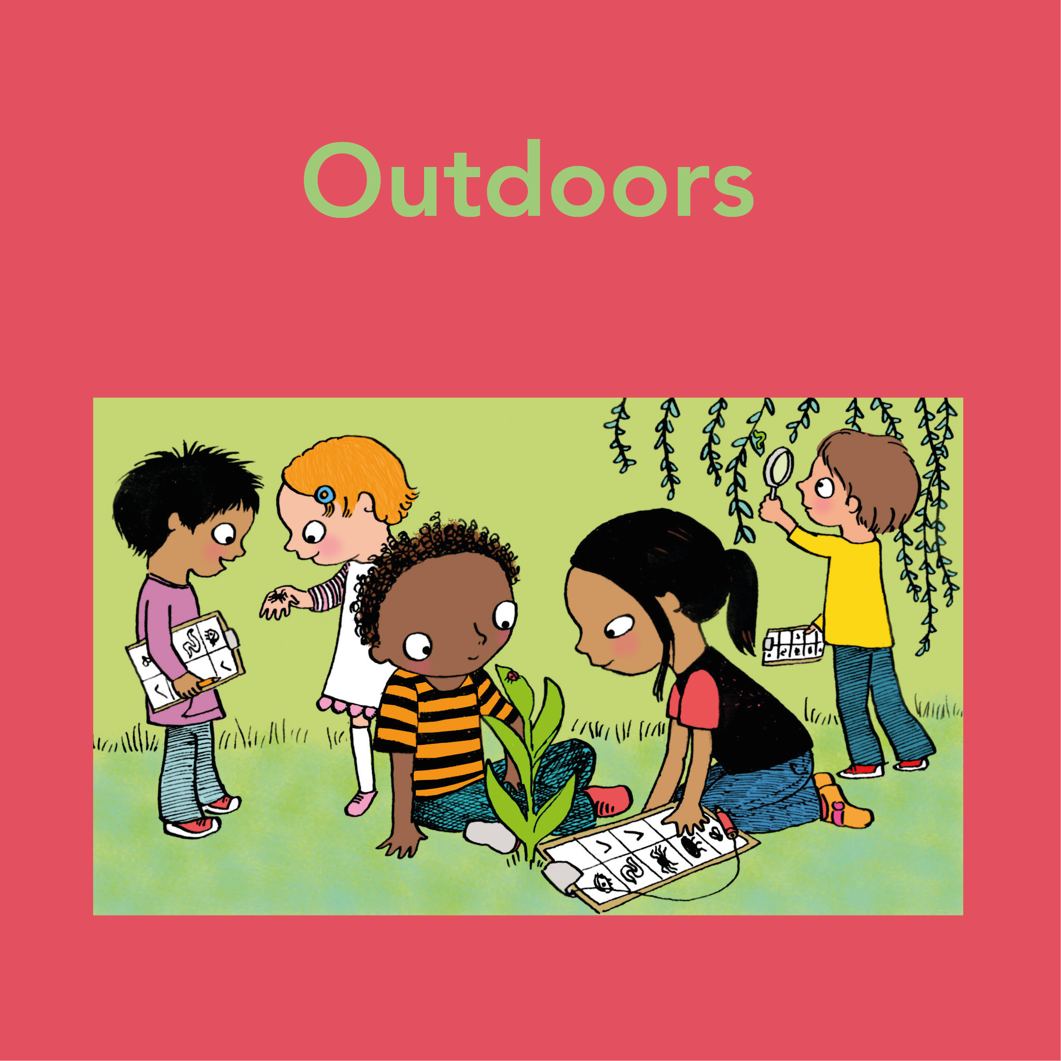 Activities for Outdoors