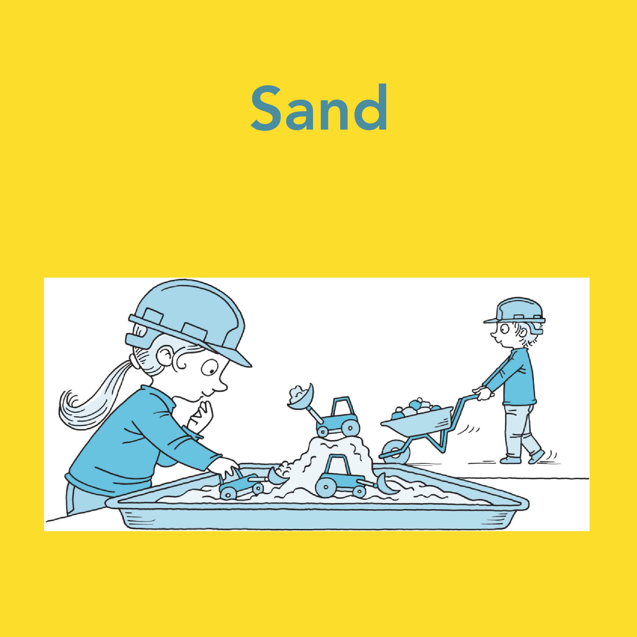 sand=