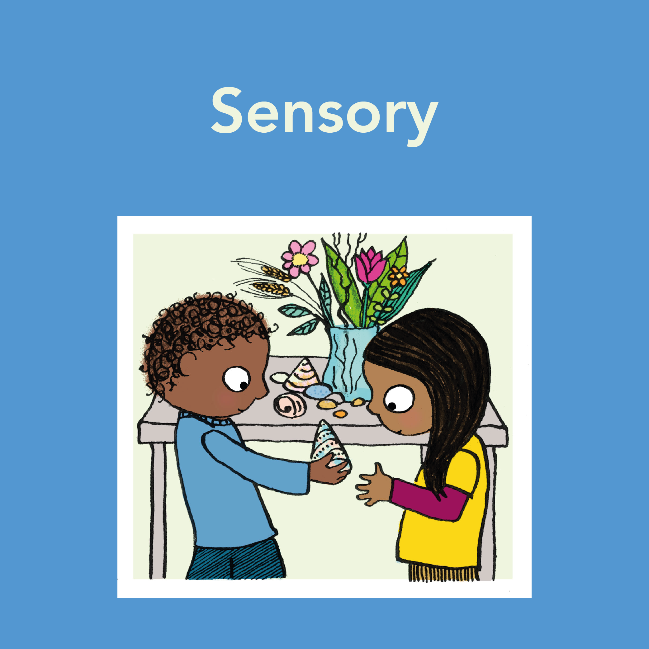 Activities for the senses