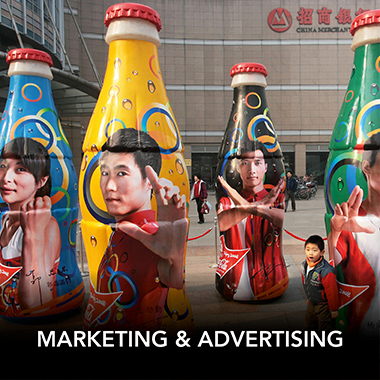Explore all Marketing and Advertising content