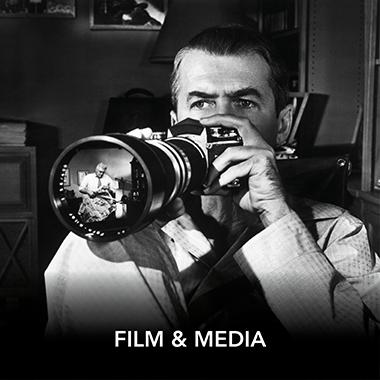 Explore all Film and Media content