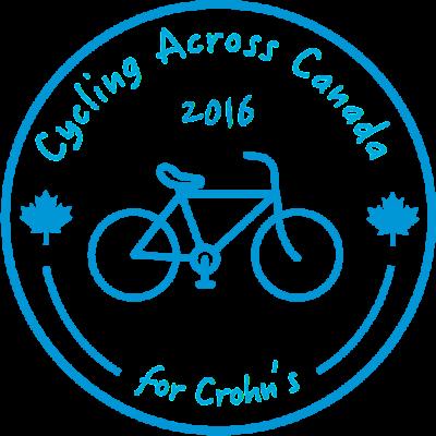 Cycling Across Canada for Crohn's