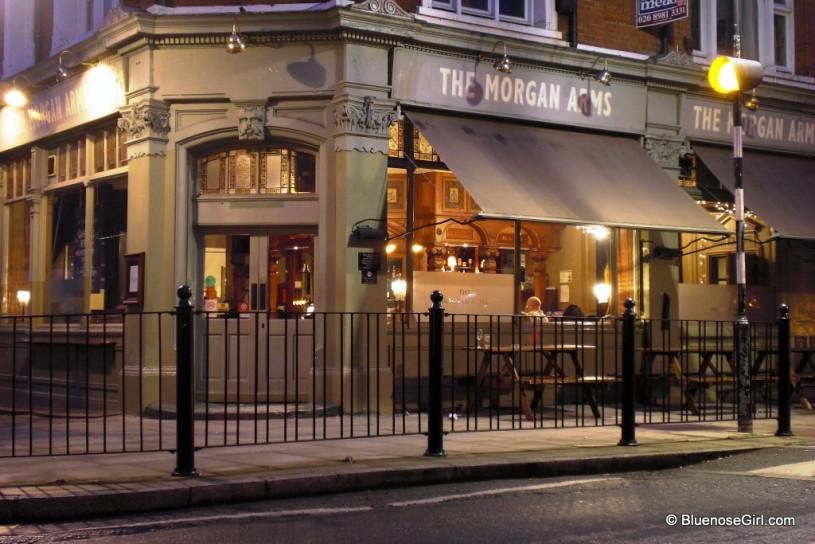 Morgan Arms