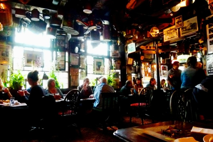 Churchill Arms Pub