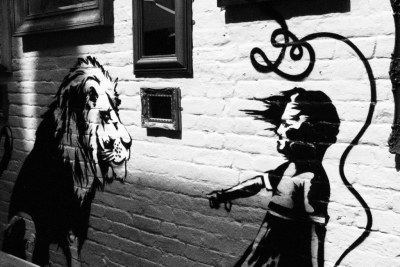 Banksy primrose hill
