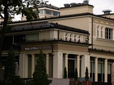 Biblioteka Restaurant Riga