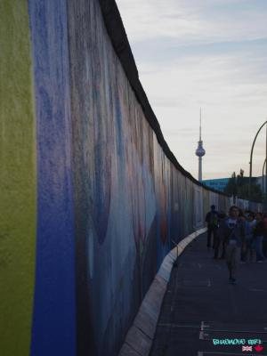 East Side Gallery – East Side