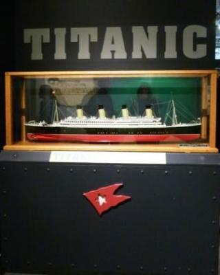 Titanic Exhibit Halifax